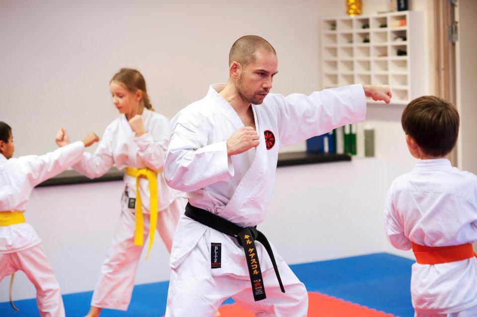 Karate i Galten